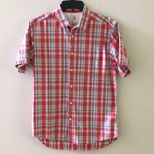 Quiksilver Men's Helsby Button Down Shirt S